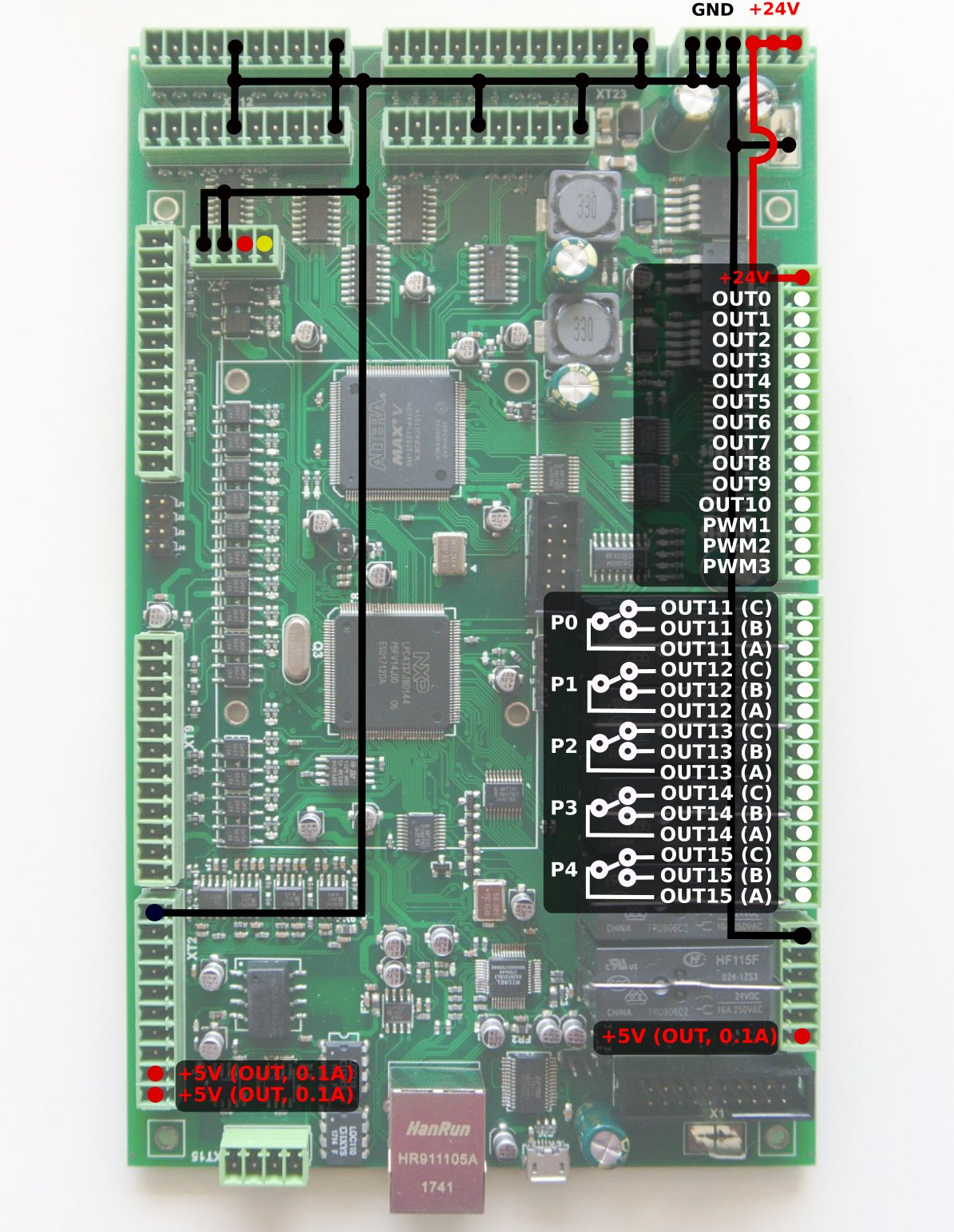 Wiring To Plc Also Connector Wiring Diagram As Well Npn And Pnp